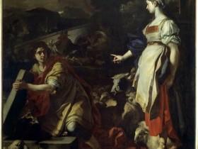 Francesco Solimena, Giacobbe e Rachele