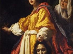 Cristofano Allori, Giuditta con la testa di Oloferne