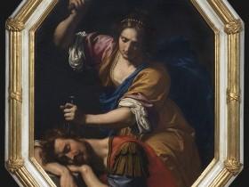 Ottavio Vannini, Giaele uccide Sisara addormentato