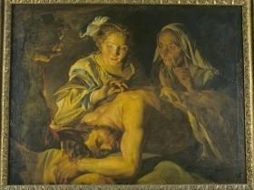 Matthias Stom, Dalila e Sansone