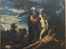Paolo Caliari detto il Veronese, Creazione di Eva dal fianco di Adamo