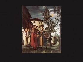 Albrecht Altdorfert, Il congedo di san Floriano