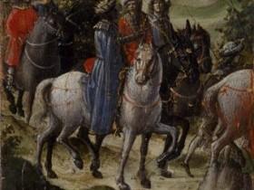 FRANCESCO MARMITTA,  Dittico del viaggio dei Re Magi e dell'annuncio ai pastori