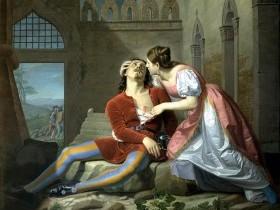 Giovanni Pagliarini - Imelda de' Lambertazzi e Bonifacio