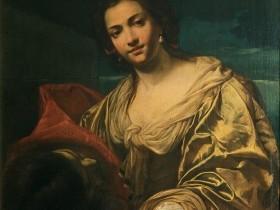 Simon Vouet - Salomè