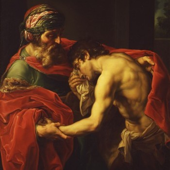 Pompeo Girolamo Batoni - Figliol prodigo