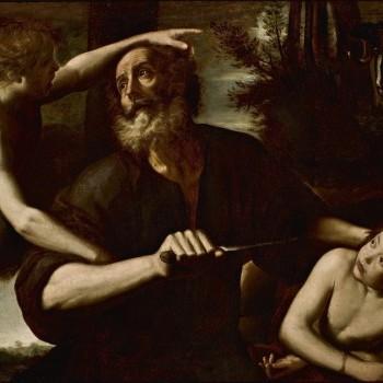Giuseppe Vermiglio - Sacrificio di Isacco