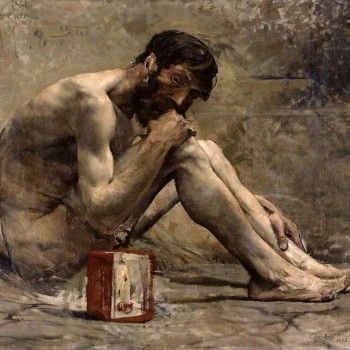 Jules Bastien-Lepage, Diogene, Marmottan Monet, Parigi